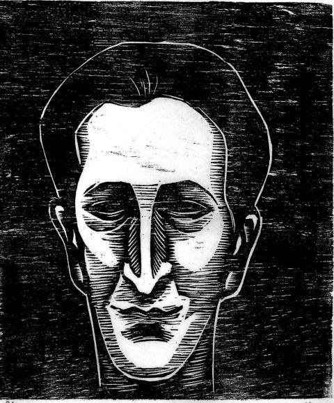 Xilografía de Carlos Bernasconi