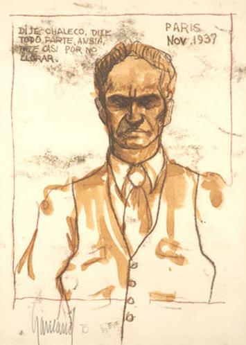 Ilustración de Gastón Garreaud
