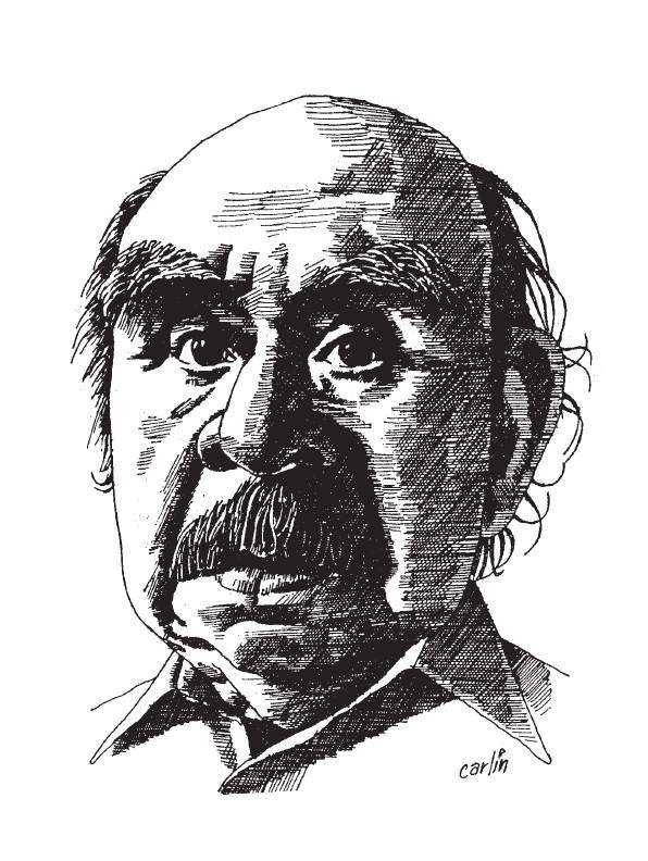 Martin Adan caricatura