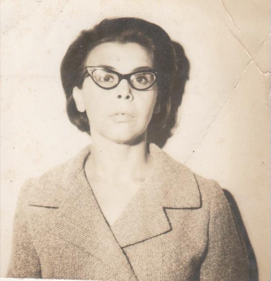 Blanca Varela foto