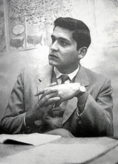 Javier Heraud Cuba