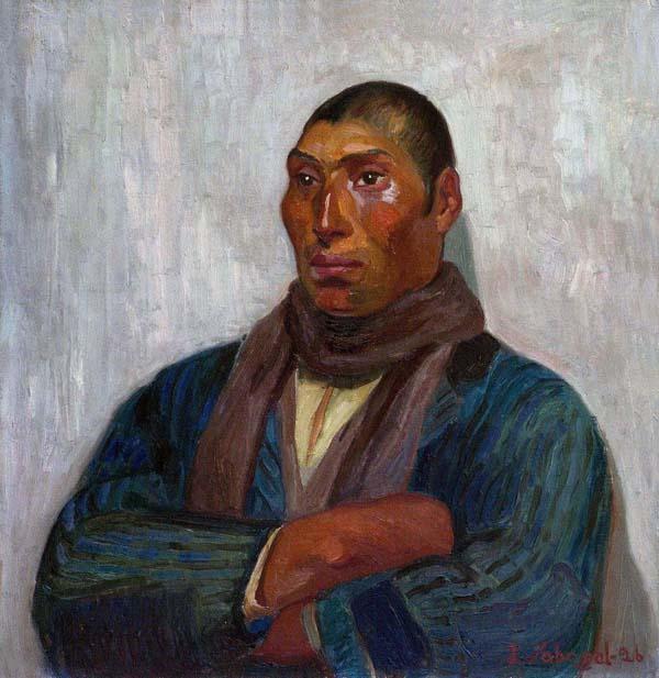 José Sabogal pintura