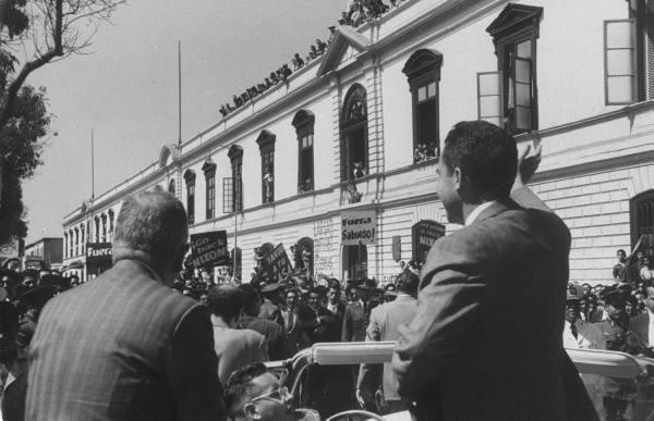 Nixon en Lima