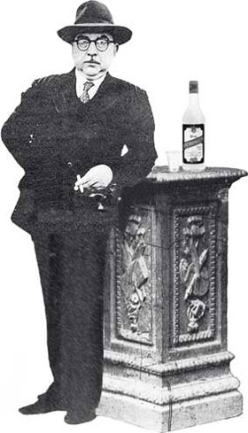Martín Adán lengua