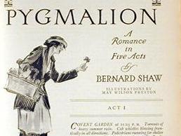 #CineLiterario: Pygmalion, la película ganadora del Oscar con guión de BernardShaw